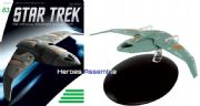 Star Trek Official Starships Collection #083 Bajoran Troop Transport Eaglemoss